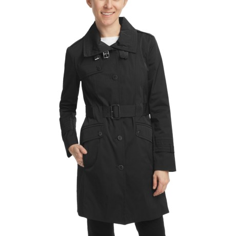 Cole Haan Outerwear Trench Coat - Removable Liner (For Women)