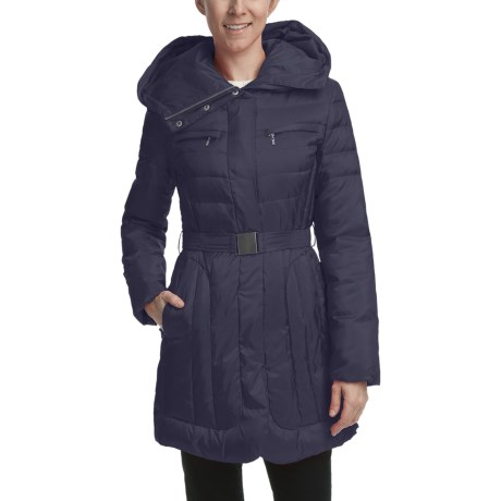 Cole Haan Outerwear Sheen Down Coat (For Women)