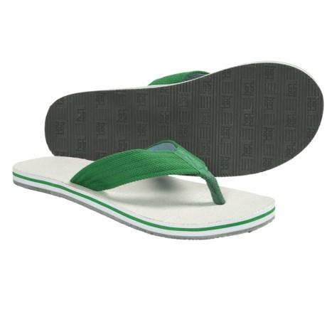 Hari Mari Parks Flip-Flop Sandals - Hemp (For Men)