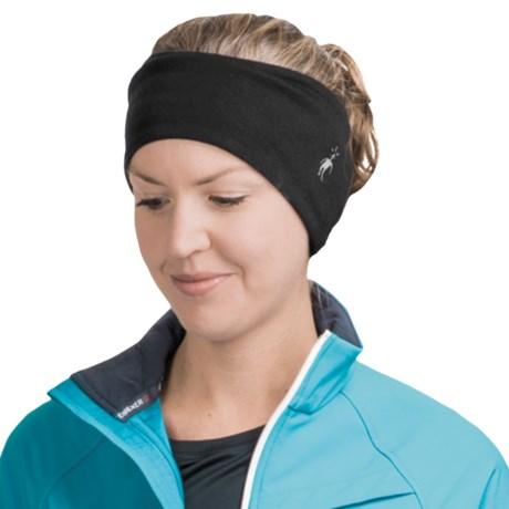 SmartWool Merino Wool Headband (For Men and Women)