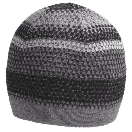 SmartWool Incline Tweed Beanie Hat - Merino Wool (For Men)