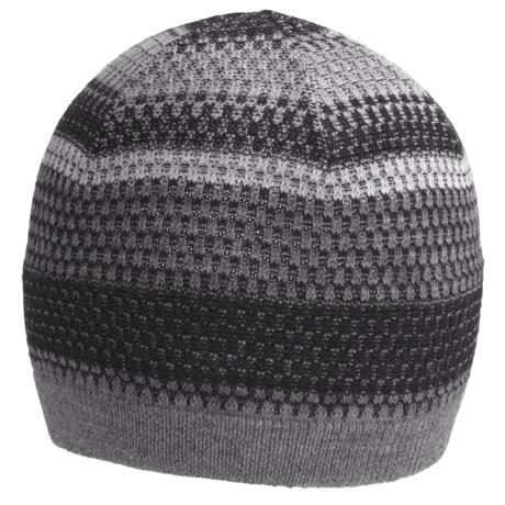 SmartWool Incline Tweed Beanie Hat - Merino Wool (For Men)
