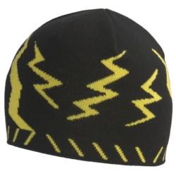 SmartWool Lightning Bolt Beanie Hat - Merino Wool (For Kids)