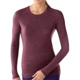 SmartWool NTS Base Layer Top - Merino Wool, Midweight, Crew Neck (For Women)