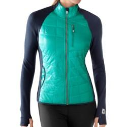 SmartWool PhD SmartLoft Divide Midlayer Jacket (For Women)