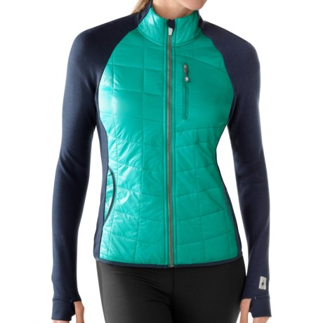 SmartWool PhD SmartLoft Divide Midlayer Jacket (For Women)