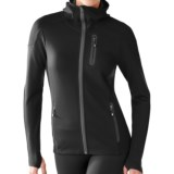 SmartWool PhD HyFi Hoodie Sweatshirt - Merino Wool, Full Zip (For Women)