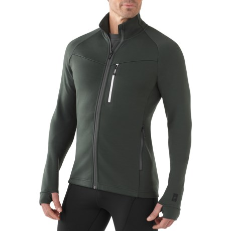 SmartWool PHD HyFi Midweight Midlayer Top - Merino Wool, Long Sleeve (For Men)