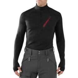 SmartWool PHD HyFi Divide Midlayer Top - Merino Wool, Zip Neck, Long Sleeve (For Men)