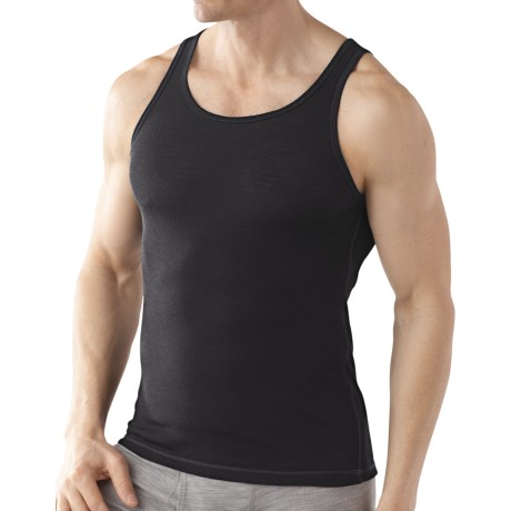 SmartWool NTS Microweight Singlet Tank Top - Merino Wool (For Men)