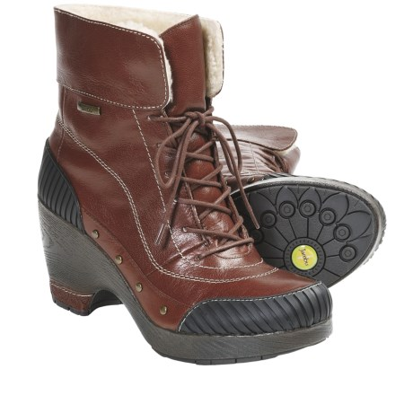 Jambu Netherlands Boots - Leather (For Women)