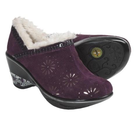 Jambu Crete Shoes - Suede (For Women)