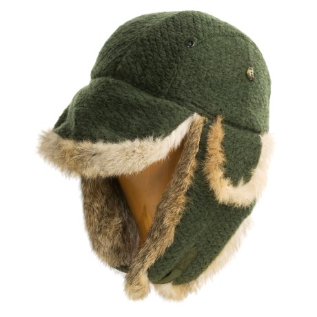 Mad Bomber® WINDhibitor® Hat - Rabbit Fur (For Men and Women)