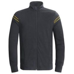 tasc Track Jacket - UPF 50+, Organic Cotton (For Men)