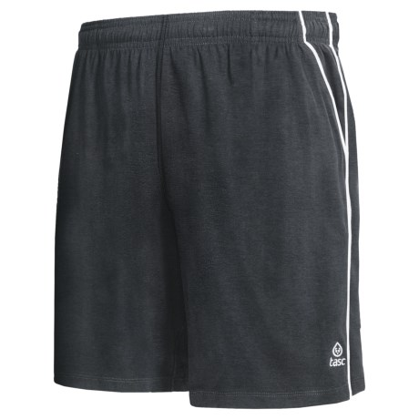 Tasc Ace Shorts - UPF 50+, Organic Cotton, Built-in Brief (For Men)