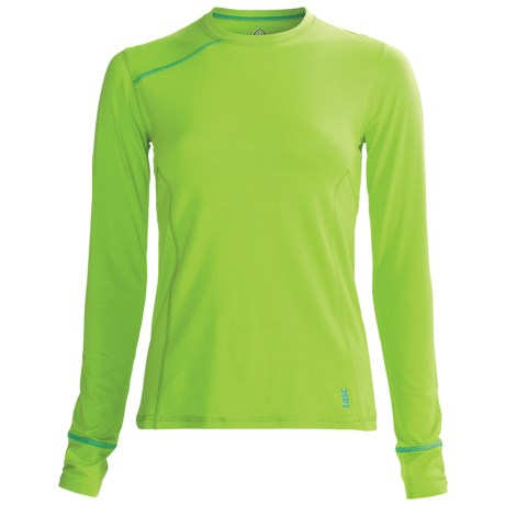 Tasc Coast T-Shirt - UPF 50+, Long Sleeve (For Women)