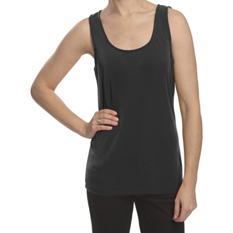 Scoop Neck Tank Top (For Women)
