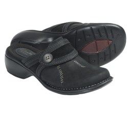 Clarks Mill River Leather Clogs (For Women)