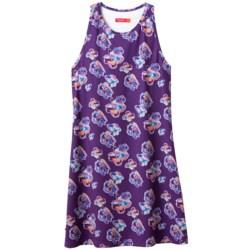 Terry Floral Bike Tunic Shirt - Sleeveless (For Women)