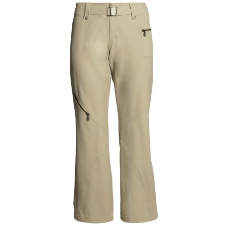 Stretch Bootcut Pants (For Women)
