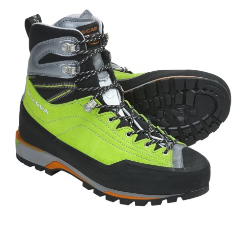 Scarpa Maverick Gore-Tex® Mountaineering Boots - Waterproof (For Men)