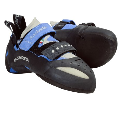 Scarpa Rockette Climbing Shoes (For Women)