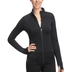 Lole Radiant Shirt - Full Zip, Long Sleeve (For Women)