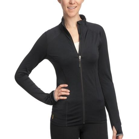 Lole Radiant Shirt - Full Zip, Long Sleeve (For Women)