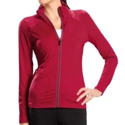 Lole Essential Cardigan Sweater - UPF 50+, Full Zip (For Women)