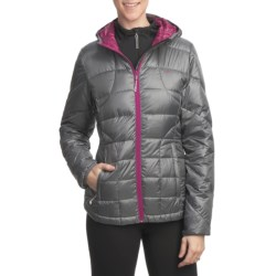 Lole Emily Downglow Hooded Jacket - 600 Fill Power (For Women)