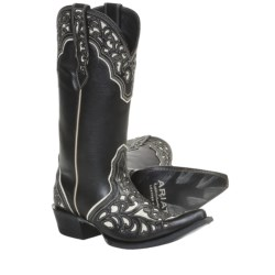 Ariat Presidio Cowboy Boots - Leather (For Women)