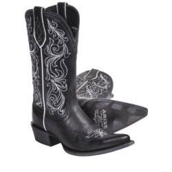 Ariat Palacio Cowboy Boots - J-Toe, Leather (For Women)