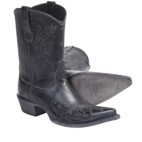 Worst Ariat Boots - Review of Ariat Pegosa Cowboy Boots - D-Toe ...