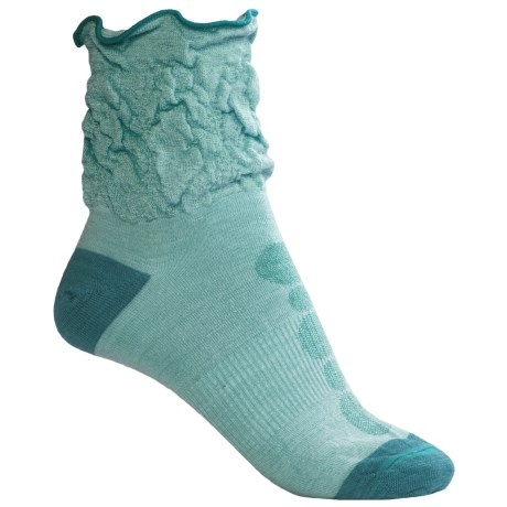 SmartWool Porcini Scrunch Socks - Merino Wool (For Women)