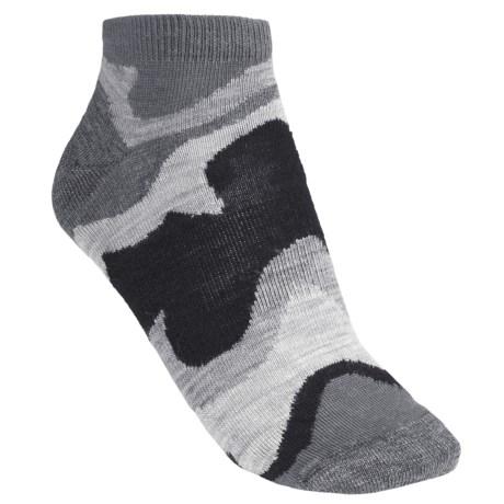 SmartWool Tranquil Sands Socks - Merino Wool, Micro Mini (For Women)