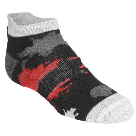 SmartWool Food Fight Socks - Merino Wool, Micro (For Kids and Youth)