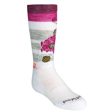 SmartWool Ski Racer Socks - Merino Wool (For Little and Big Kids)