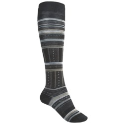 SmartWool Gleaming Seeding Socks - Merino Wool, Over-the-Calf (For Women)