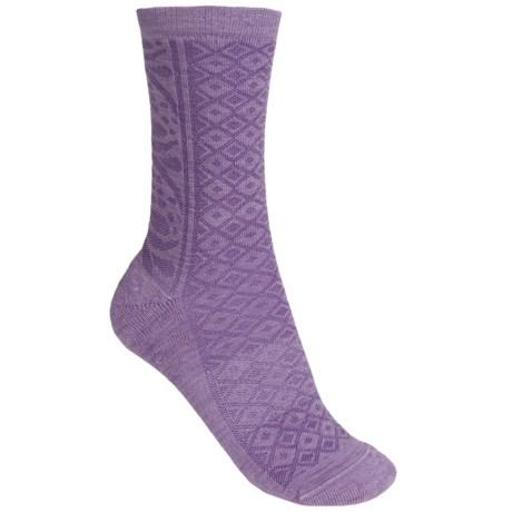 SmartWool Lily Pond Pointelle Socks - Merino Wool (For Women)