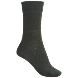 SmartWool Quilted Cable Socks - Merino Wool (For Women)
