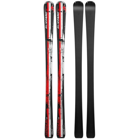 Blizzard 2011/2012 Magnum 7.2 Skis with IQ LT10 Bindings