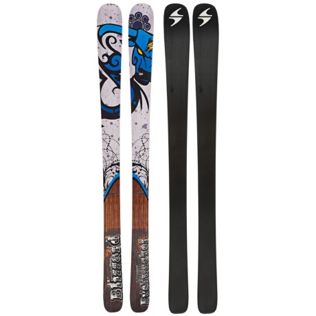 Blizzard 2011/2012 Bushwacker Skis
