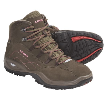 Lowa Sunrise Gore-Tex® Mid Hiking Boots - Waterproof (For Kids and Youth)