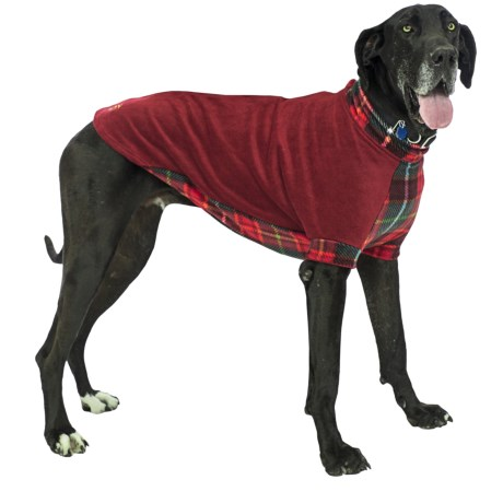 Premier Pet Fido Fleece Dog Sweater - Large-Extra Large Dogs, Size 28/30