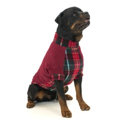 Premier Pet Fido Fleece Dog Sweater - Large Dogs, Size 24/26