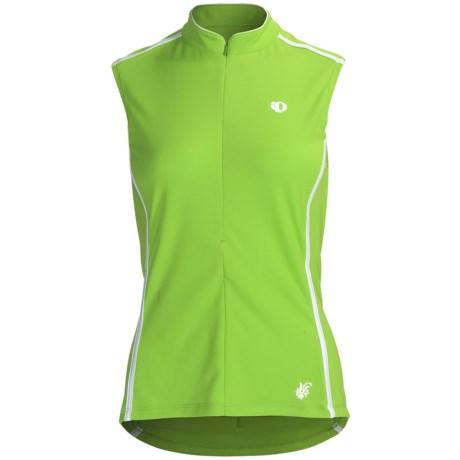 Pearl Izumi Select Cycling Jersey - Zip Neck, Sleeveless (For Women)