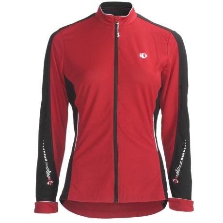 Pearl Izumi Select Cycling Jersey - Full Zip, Long Sleeve (For Women)