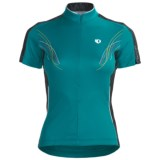 Pearl Izumi Select Print Cycling Jersey - Zip Neck, Short Sleeve (For Women)