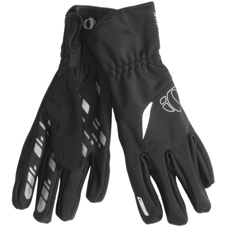 Pearl Izumi Select Soft Shell Gloves - Full Finger (For Men and Women)