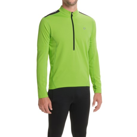 Pearl Izumi Quest Cycling Jersey - Long Sleeve (For Men)